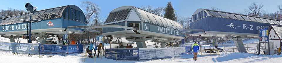 Alpine Valley Resort - 3 HighSpeed