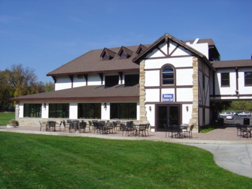 Outdoor View of Banquet Facility