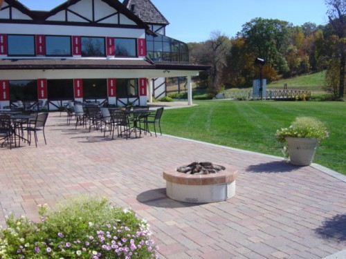 Banquet Facility and Firepit