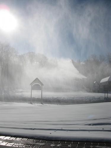 Snow Making