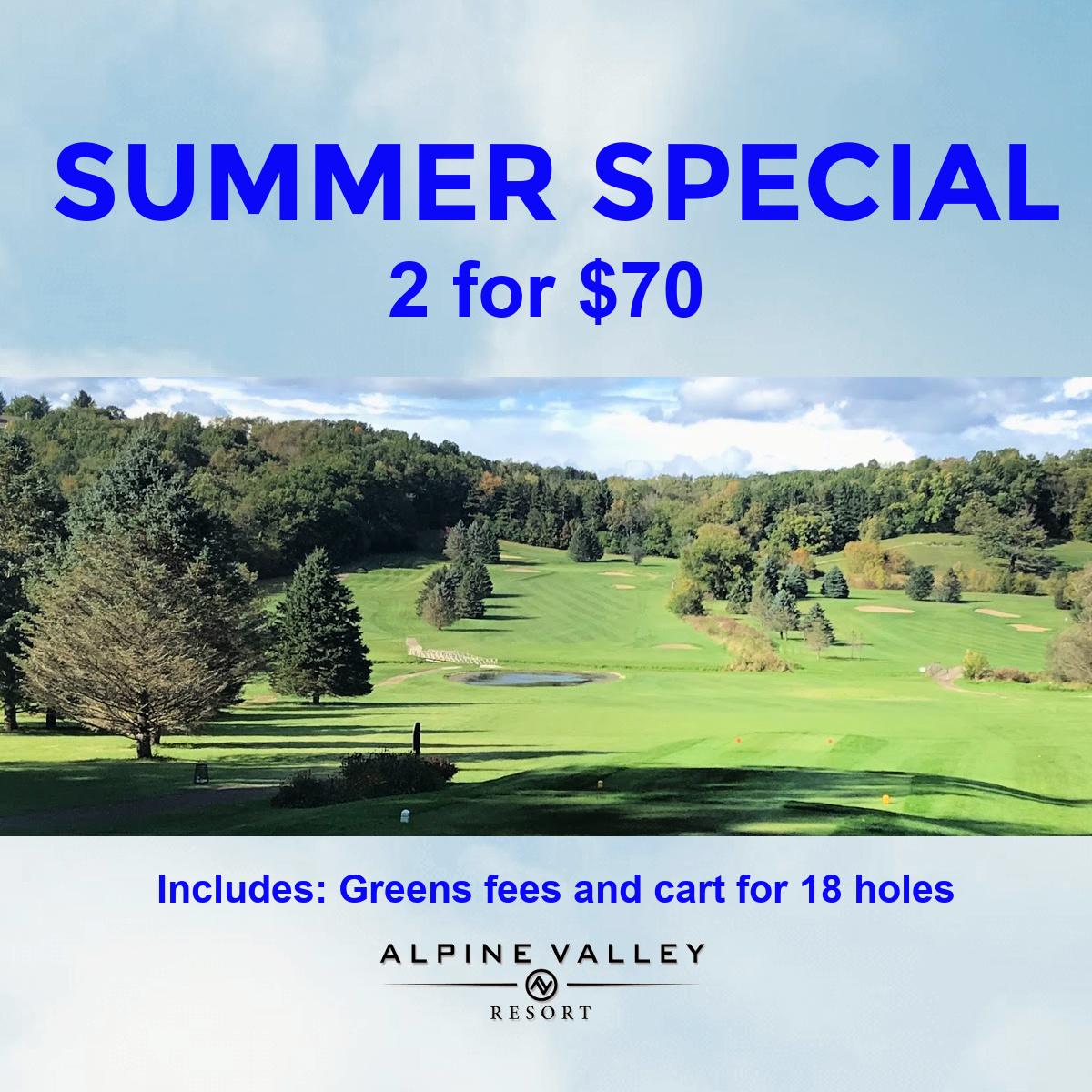Alpine Valley Resort